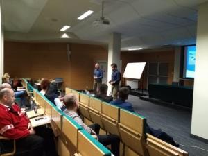 Konferencja z Bruckner Chase